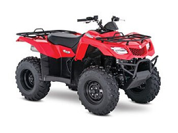 2018 Suzuki KingQuad 400 for sale 200527997