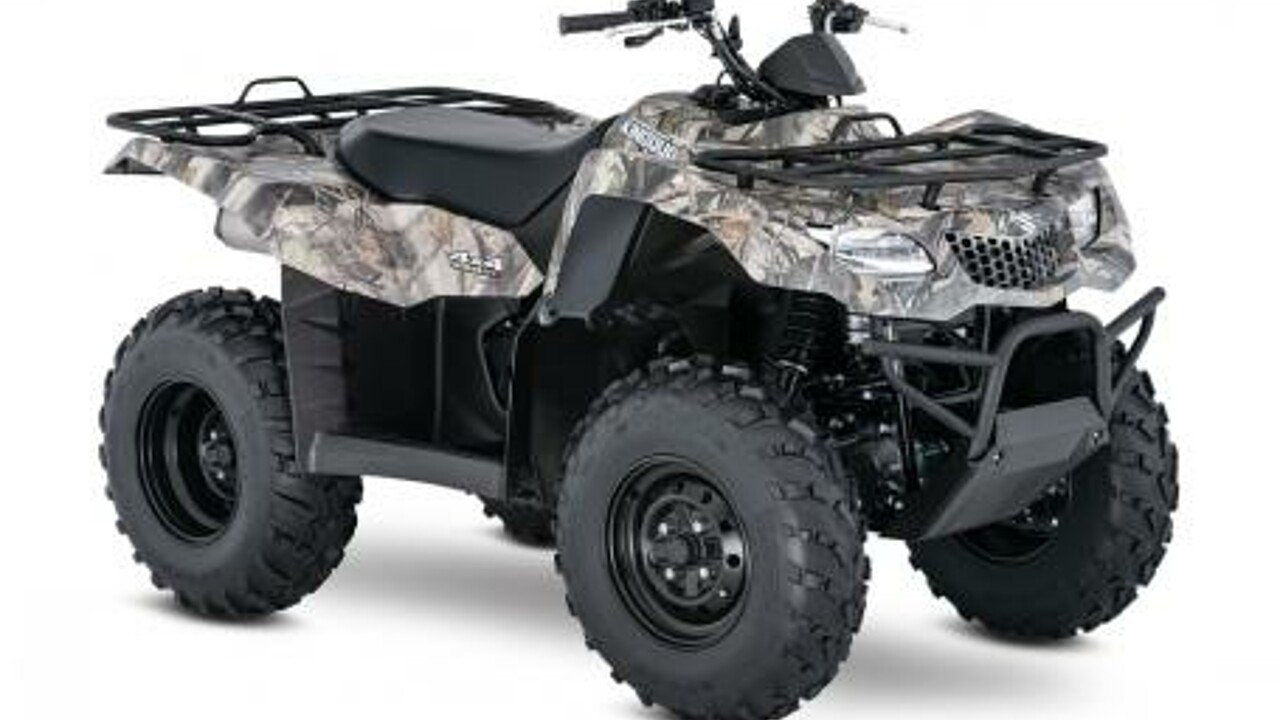 2018 Suzuki KingQuad 400 for sale 200550342