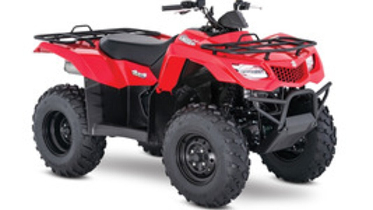 2018 Suzuki KingQuad 400 for sale 200554889