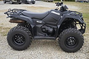 2018 Suzuki KingQuad 400 for sale 200648459