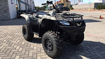 2018 Suzuki KingQuad 500 for sale 200490728