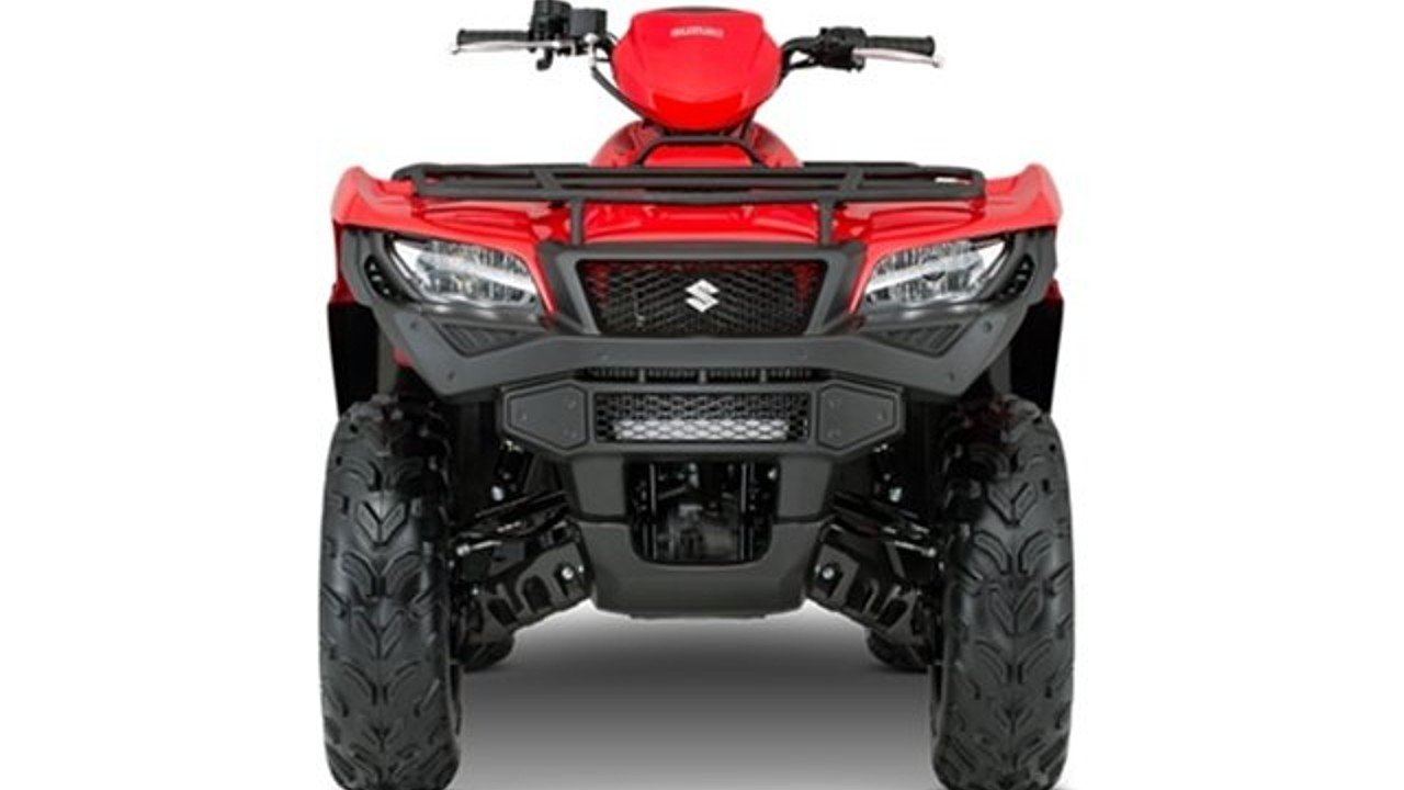 2018 Suzuki KingQuad 500 for sale 200496359
