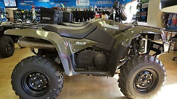 2018 Suzuki KingQuad 500 for sale 200497953