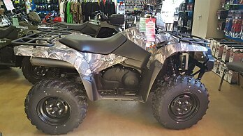2018 Suzuki KingQuad 500 for sale 200506895