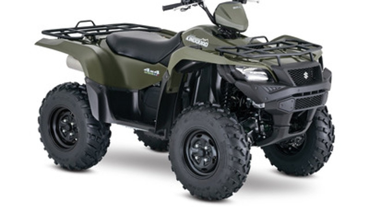 2018 Suzuki KingQuad 500 for sale 200515910