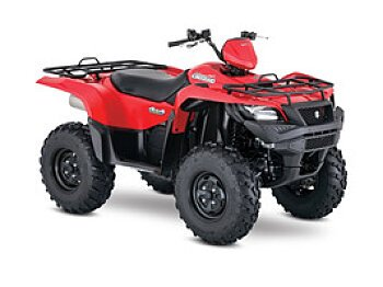 2018 Suzuki KingQuad 500 for sale 200515990