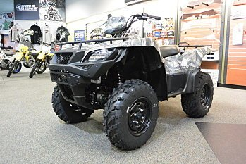 2018 Suzuki KingQuad 500 for sale 200516153