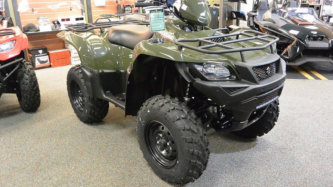 2018 Suzuki KingQuad 500 for sale near Concord, North Carolina 28027