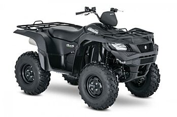 2018 Suzuki KingQuad 500 for sale 200516605