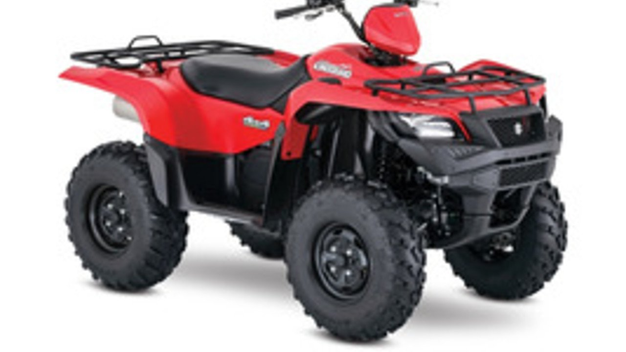 2018 Suzuki KingQuad 500 for sale 200534689