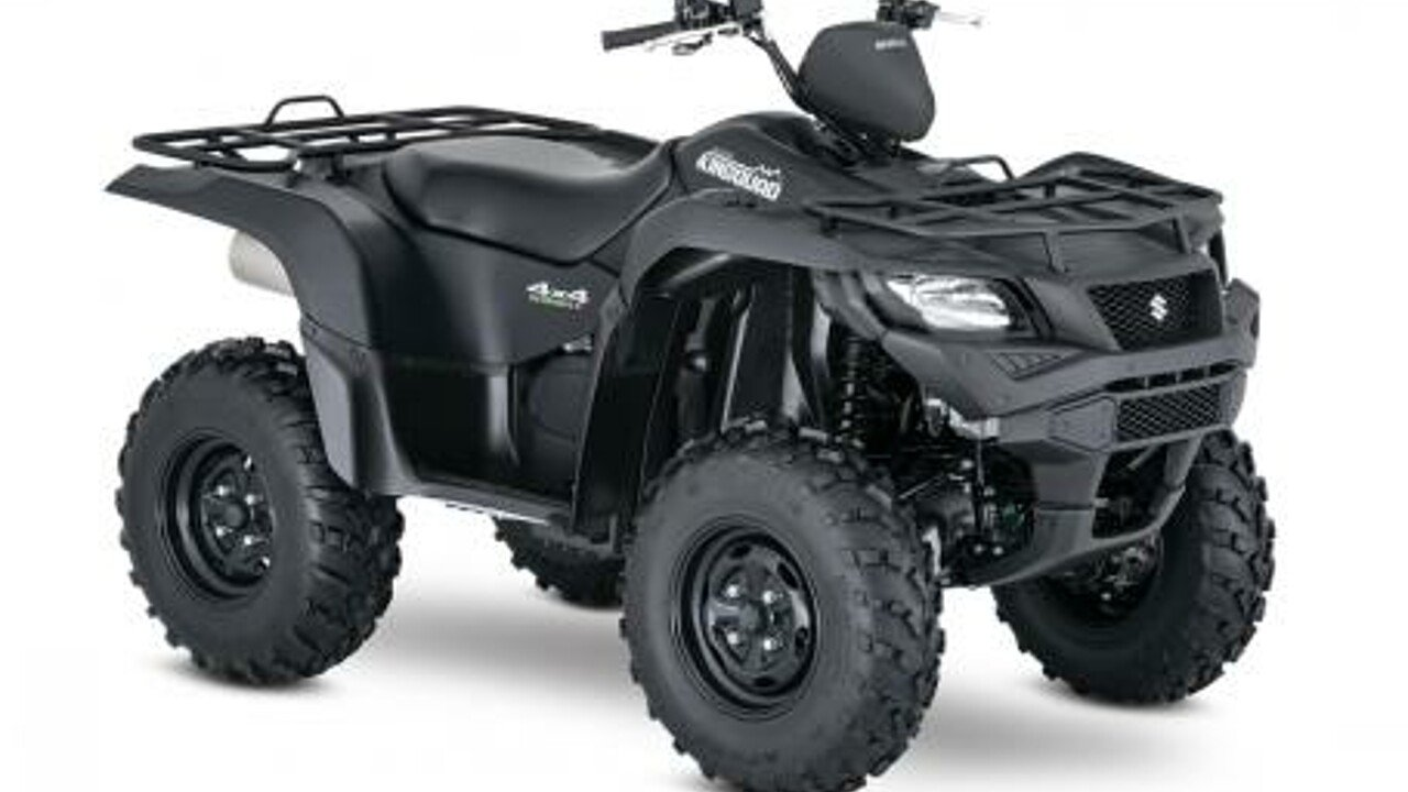 2018 Suzuki KingQuad 500 for sale 200599224