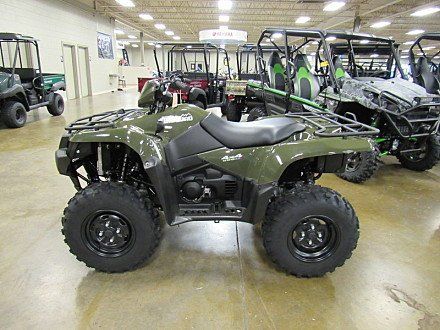 2018 Suzuki KingQuad 500 for sale 200596042