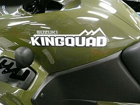 2018 Suzuki KingQuad 500 for sale 200618815
