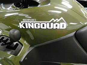 2018 Suzuki KingQuad 500 for sale 200618919