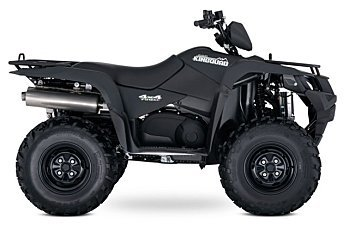 2018 Suzuki KingQuad 750 for sale 200496260