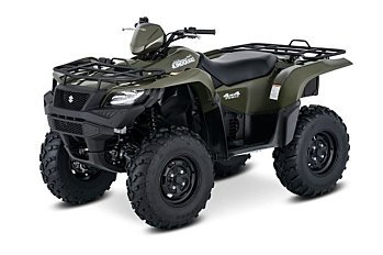 2018 Suzuki KingQuad 750 for sale 200496262