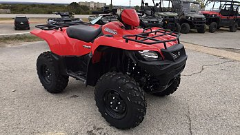 2018 Suzuki KingQuad 750 for sale 200498991