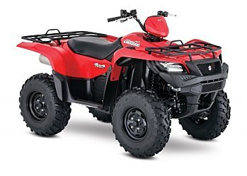 2018 Suzuki KingQuad 750 for sale 200516655
