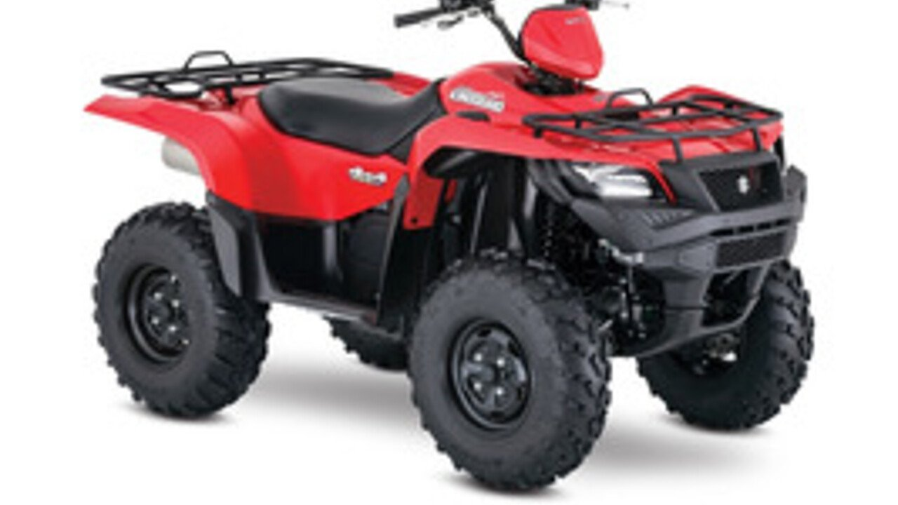 2018 Suzuki KingQuad 750 for sale 200525725