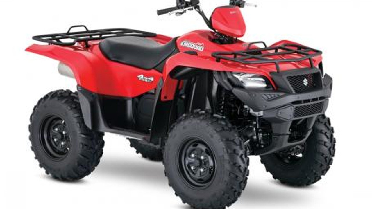2018 Suzuki KingQuad 750 for sale 200594334