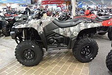 2018 Suzuki KingQuad 750 for sale 200516154