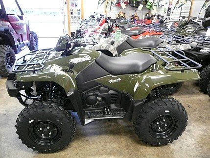 2018 Suzuki KingQuad 750 for sale 200618922