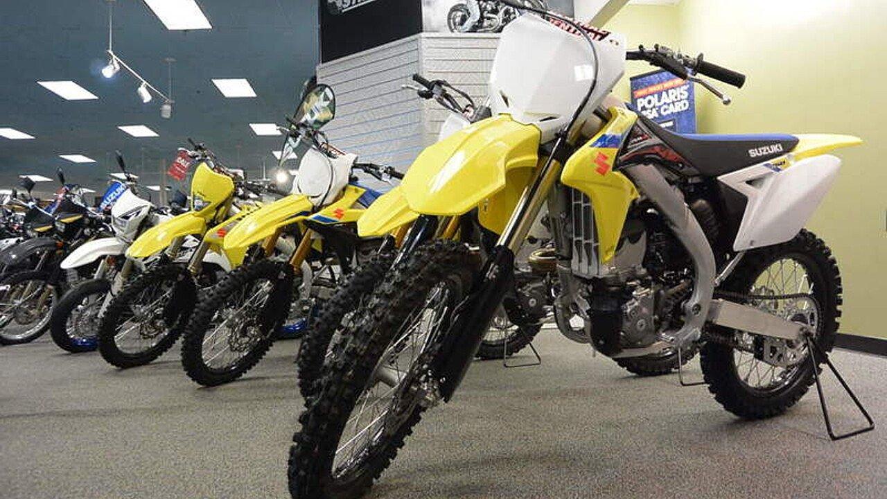 2018 Suzuki RM-Z250 for sale 200523899