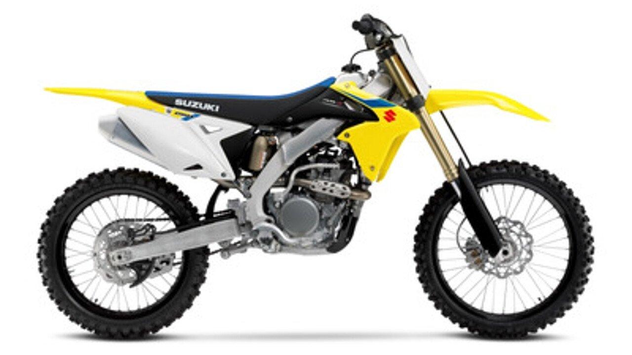 2018 Suzuki RM-Z250 for sale 200529262