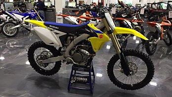 2018 Suzuki RM-Z250 for sale 200553335