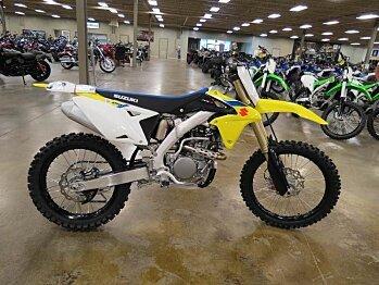 2018 Suzuki RM-Z250 for sale 200595819