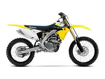 2018 Suzuki RM-Z250 for sale 200612842