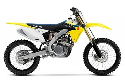 2018 Suzuki RM-Z250 for sale 200482587