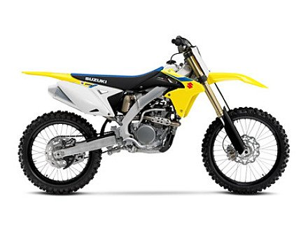 2018 Suzuki RM-Z250 for sale 200519596