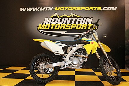 2018 Suzuki RM-Z250 for sale 200540659