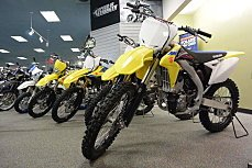 2018 Suzuki RM-Z250 for sale 200544233