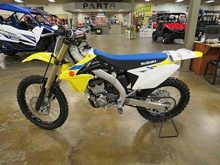 2018 Suzuki RM-Z250 for sale 200595947