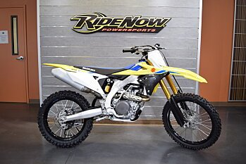 2018 Suzuki RM-Z450 for sale 200499279