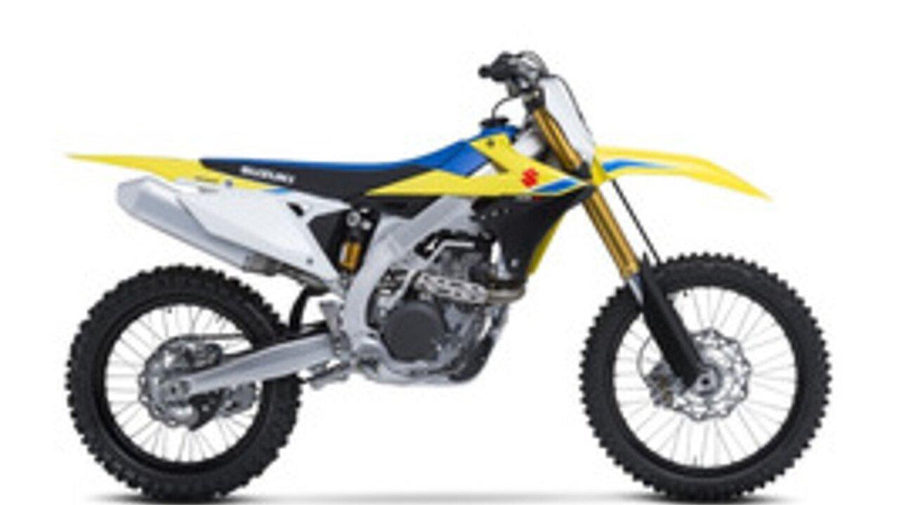 2018 Suzuki RM-Z450 for sale 200516428
