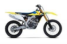 2018 Suzuki RM-Z450 for sale 200491888