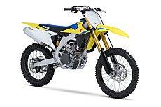 2018 Suzuki RM-Z450 for sale 200492470