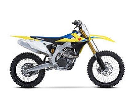 2018 Suzuki RM-Z450 for sale 200529359