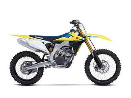 2018 Suzuki RM-Z450 for sale 200562884