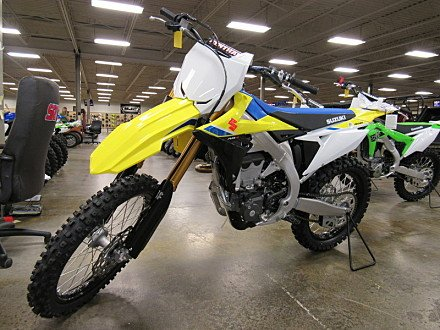 2018 Suzuki RM-Z450 for sale 200615499