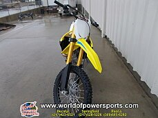 2018 Suzuki RM-Z450 for sale 200637091