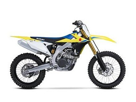 2018 Suzuki RM-Z450 for sale 200654694