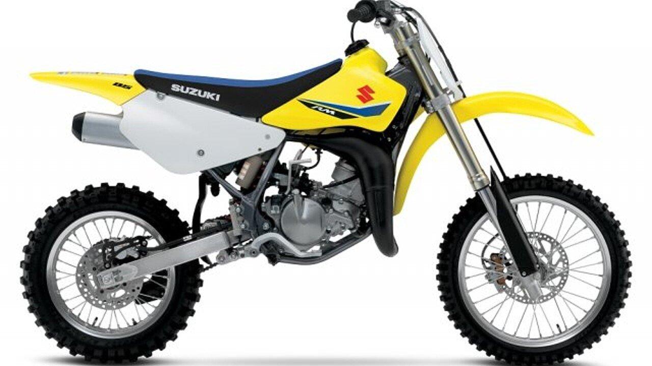 2018 Suzuki RM85 for sale 200494385