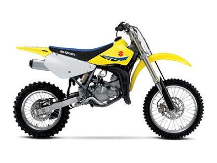 2018 Suzuki RM85 for sale 200529360