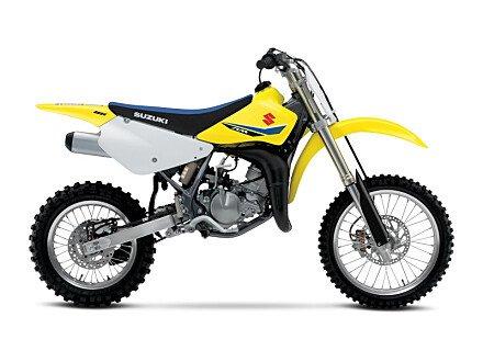 2018 Suzuki RM85 for sale 200578332