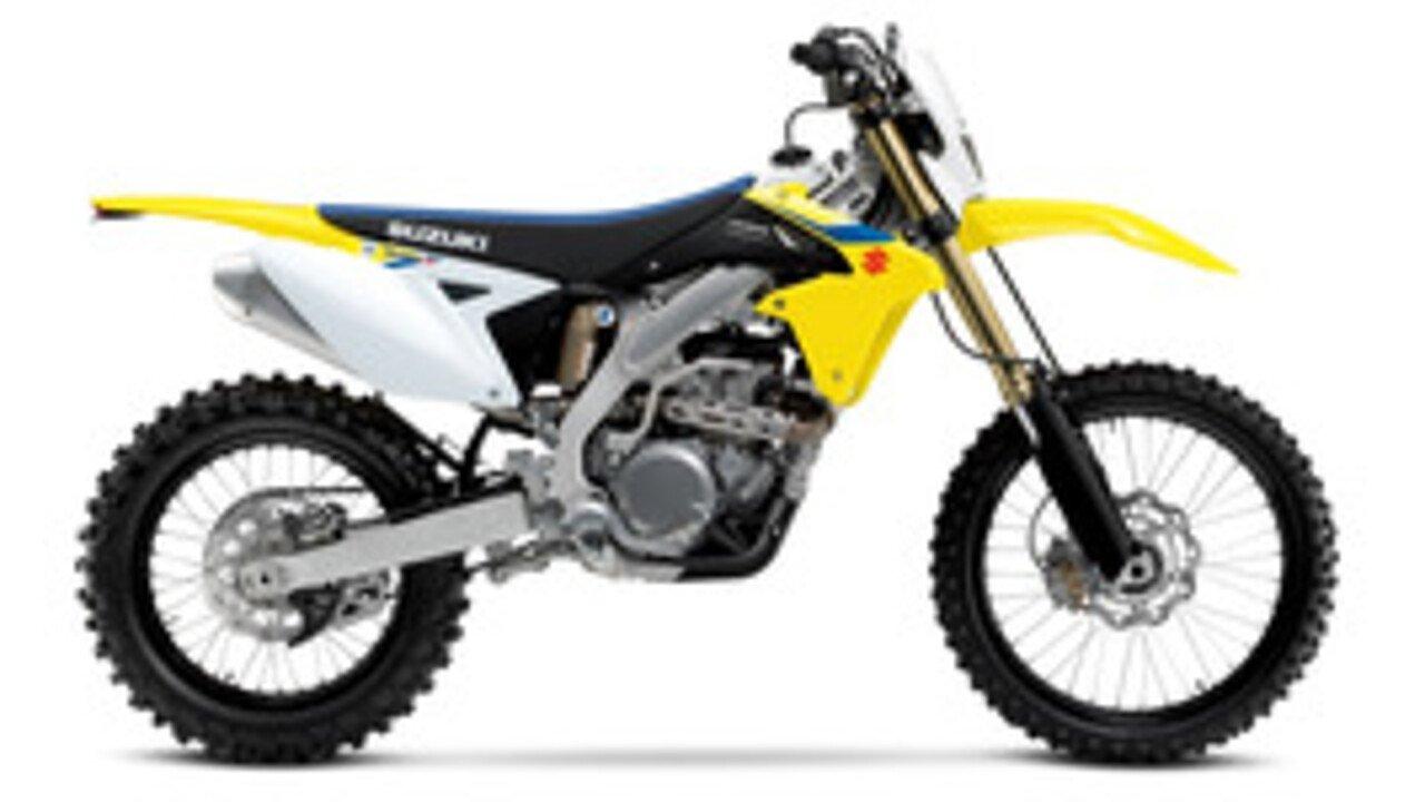 2018 Suzuki RMX450Z for sale 200528086