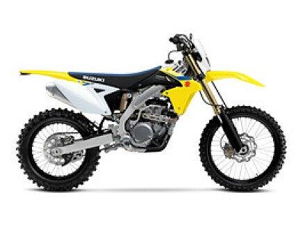 2018 Suzuki RMX450Z for sale 200562908